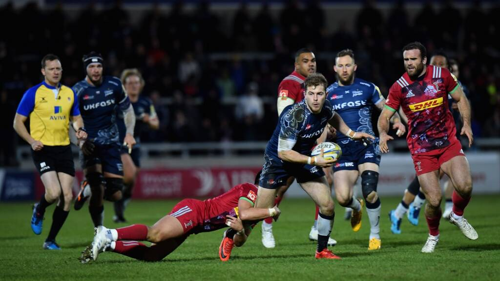 Match Report: Sale Sharks 30 Harlequins 29