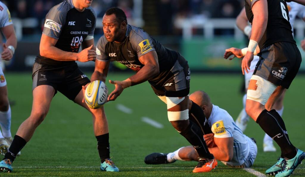Match Report: Newcastle Falcons 28 Exeter Chiefs 20