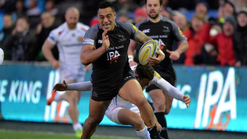 Match reaction: Newcastle Falcons 28 Exeter Chiefs 20