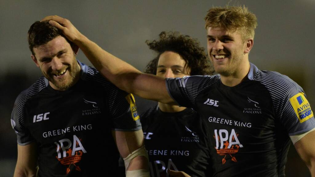 What you might have missed: Aviva Premiership Rugby Round 13