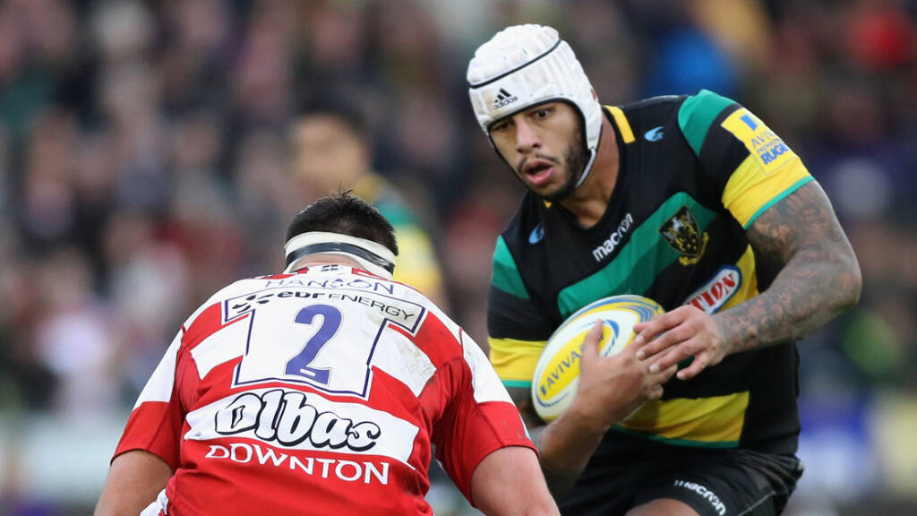 Northampton Saints v Gloucester Rugby