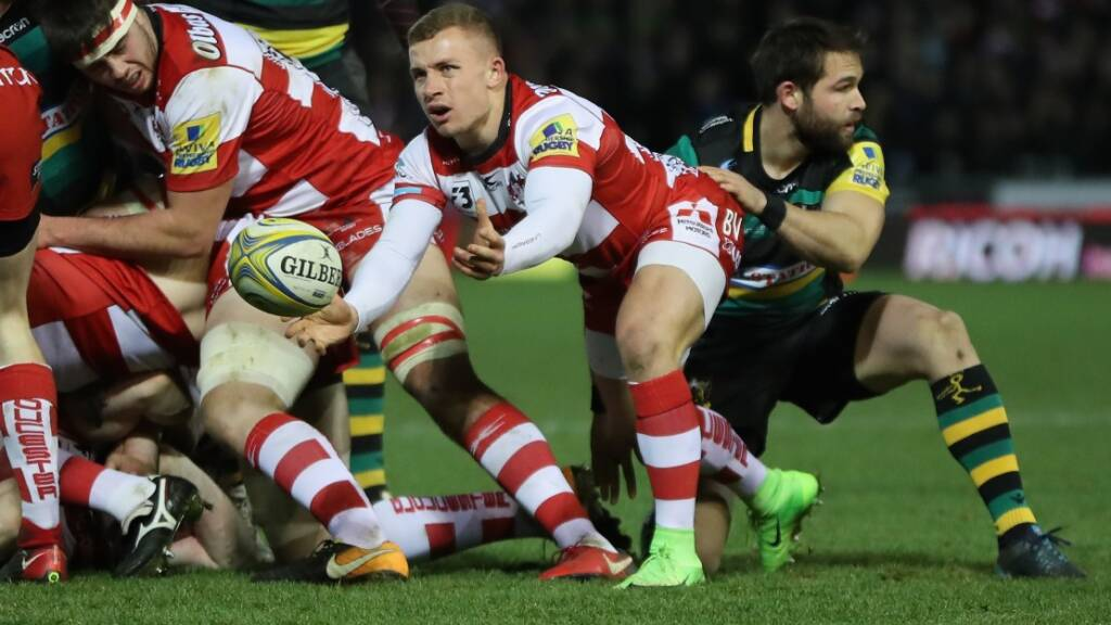 Gloucester Rugby name team for Friday's Challenge Cup fixture in Agen