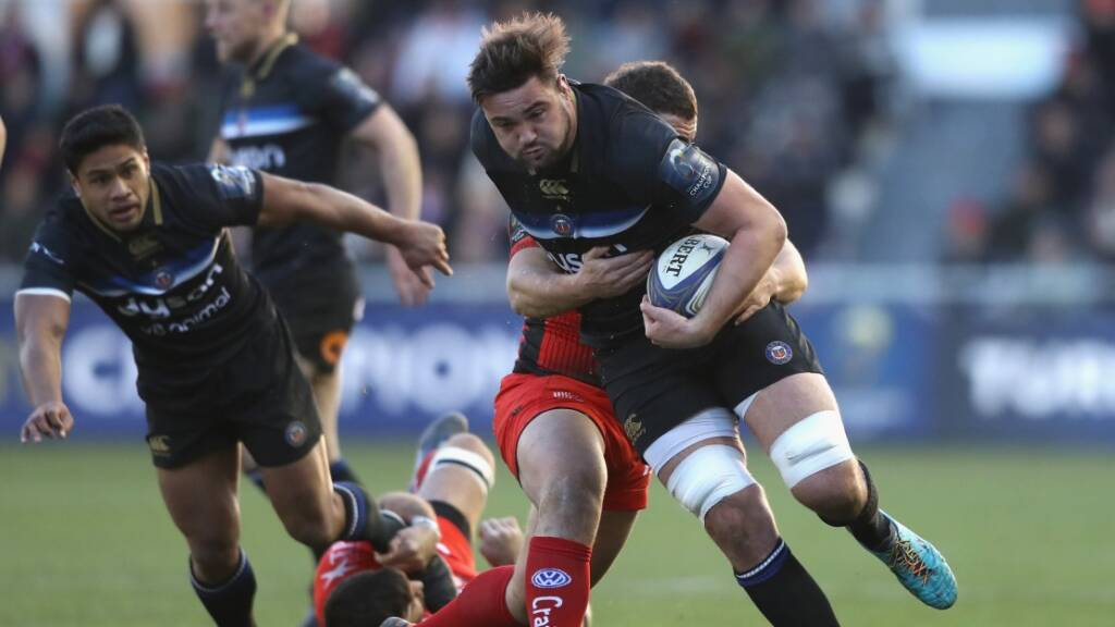 Stooke to mark milestone for Bath Rugby against Scarlets