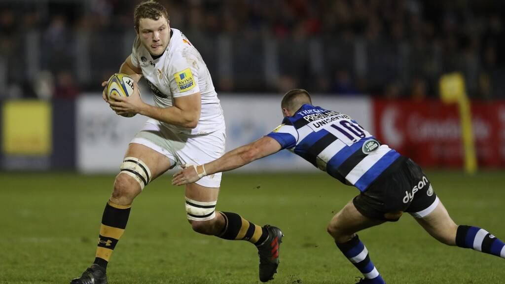 Wasps announce line-up for crucial Harlequins clash