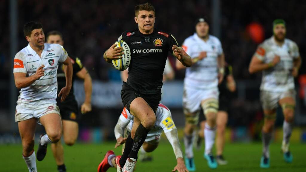 Returning stars boost Exeter Chiefs as Montpellier clash looms