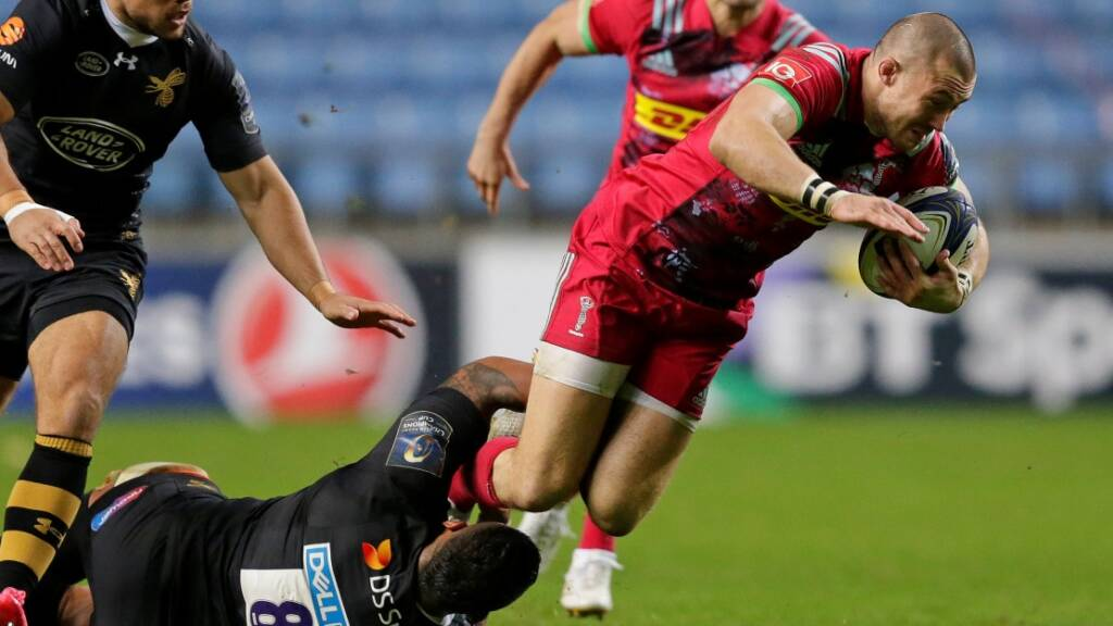 Harlequins name matchday squad for Wasps Champions Cup clash