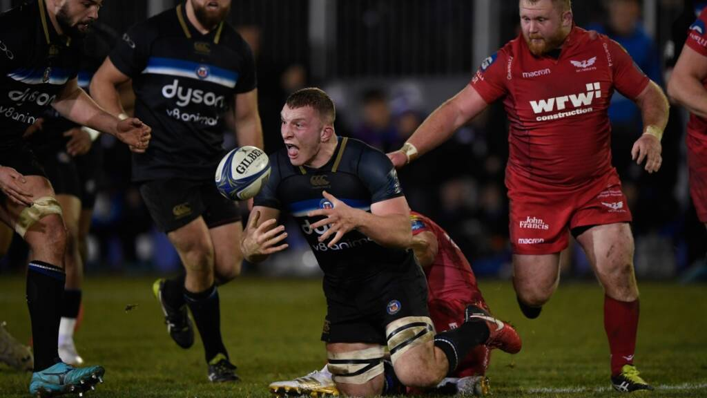 Aviva Premiership Rugby European Wrap: Bath Rugby falter on Friday night