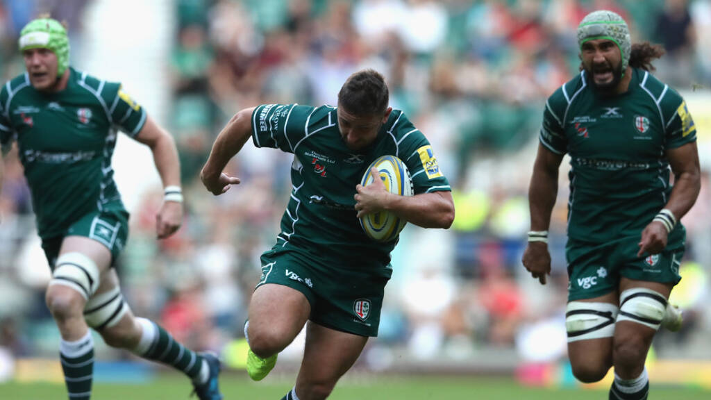 London Irish considering investment offers