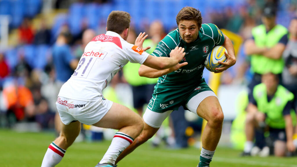 Tom Fowlie signs new deal with London Irish