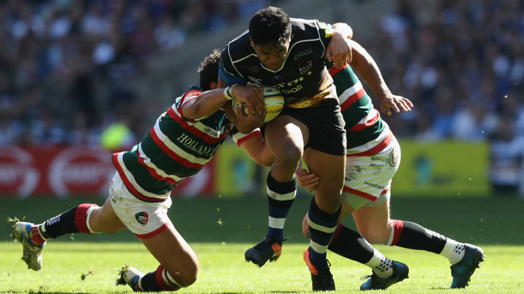 Latest set of live TV matches for Aviva Premiership Rugby announced