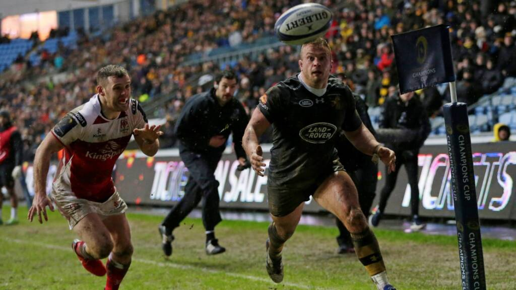 Aviva Premiership Rugby European Wrap: Wasps win to send Saracens through