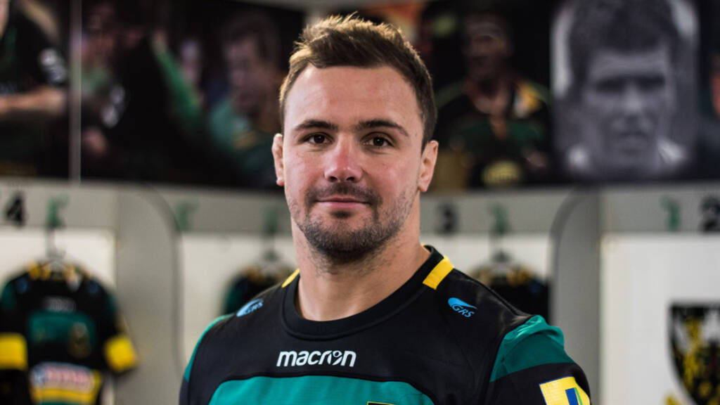 Brüssow included in Northampton Saints squad to take on Harlequins