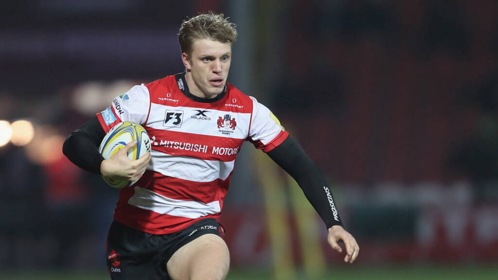 Freddie Clarke and Ollie Thorley pen new deals with Gloucester Rugby