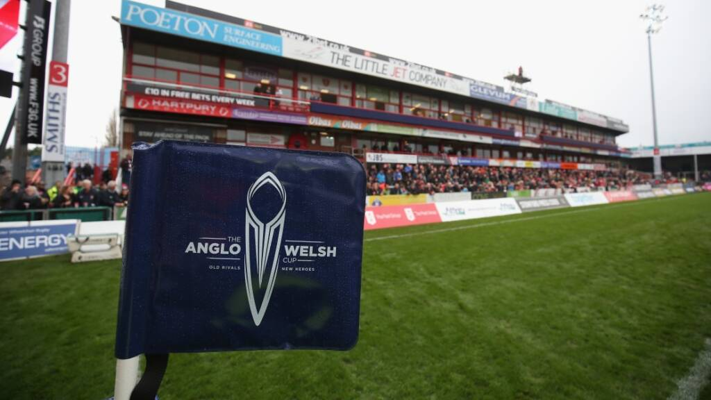 Anglo-Welsh Cup Final set for Good Friday