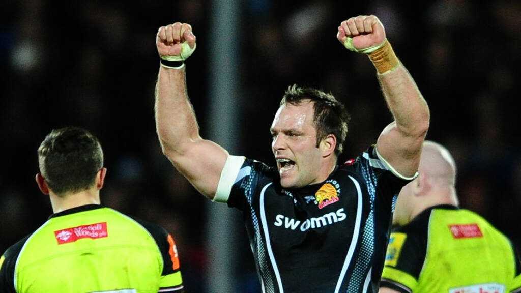Exeter Chiefs name side to face Worcester Warriors