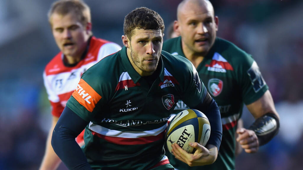 Leicester Tigers name team for Anglo-Welsh Cup return