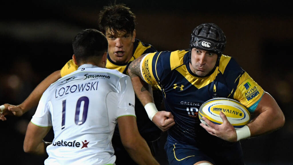 Leicester Tigers confirm signing of lock Will Spencer