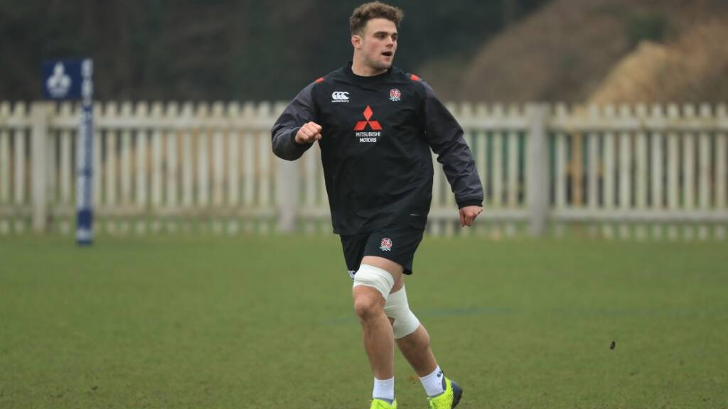 Ben Earl ready to earn his stripes at Saracens