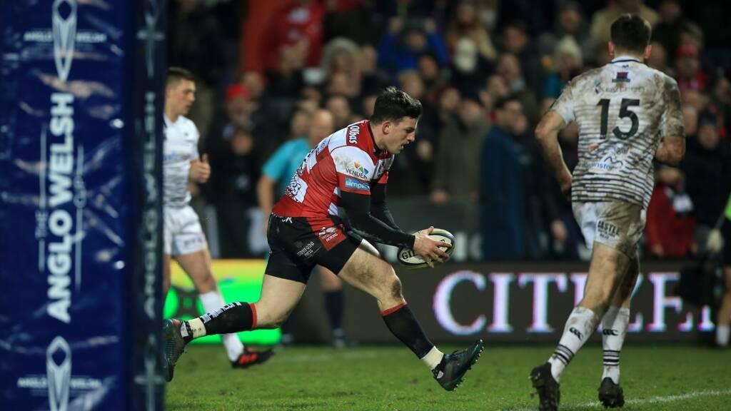 Match Report: Gloucester Rugby 43 Ospreys 20
