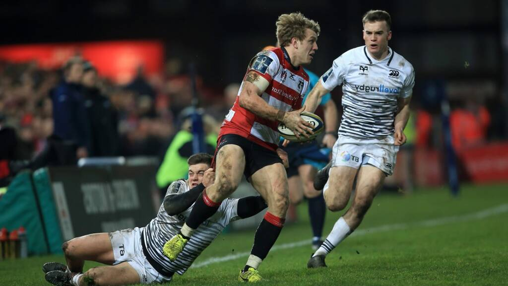 Match reaction: Gloucester Rugby 43 Ospreys 20