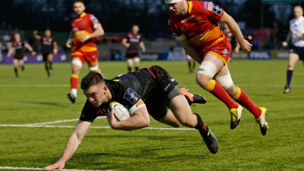 Match Report: Saracens 40 Dragons 21