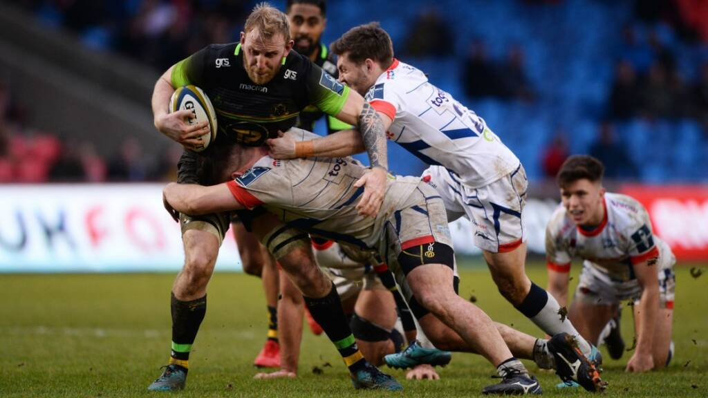 Match reaction: Sale Sharks 20 Northampton Saints 24
