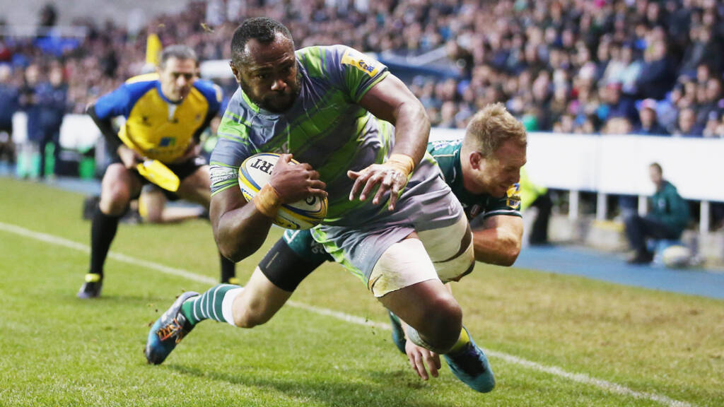 Try machine Vereniki Goneva signs up for more at Newcastle Falcons