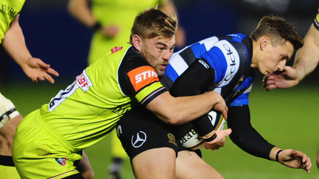 Darren Atkins commits to Bath Rugby