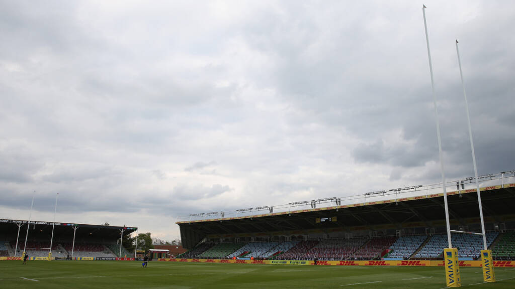 Harlequins vs Newcastle Falcons kick-off time change