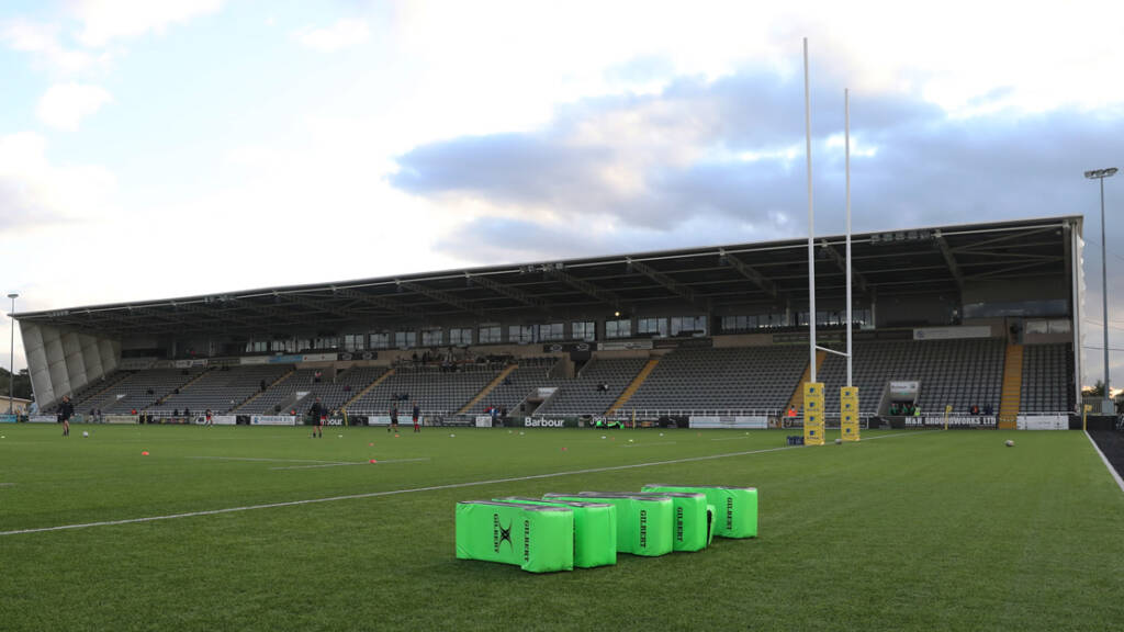 England U18s pair sign senior academy deals at Newcastle Falcons