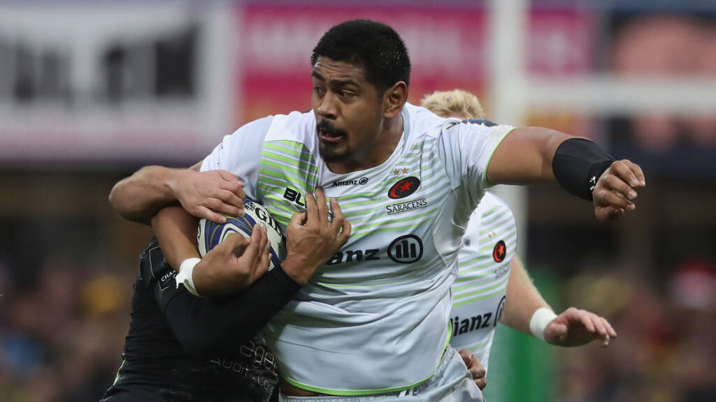 Saracens name team to travel to Exeter in Anglo-Welsh Cup