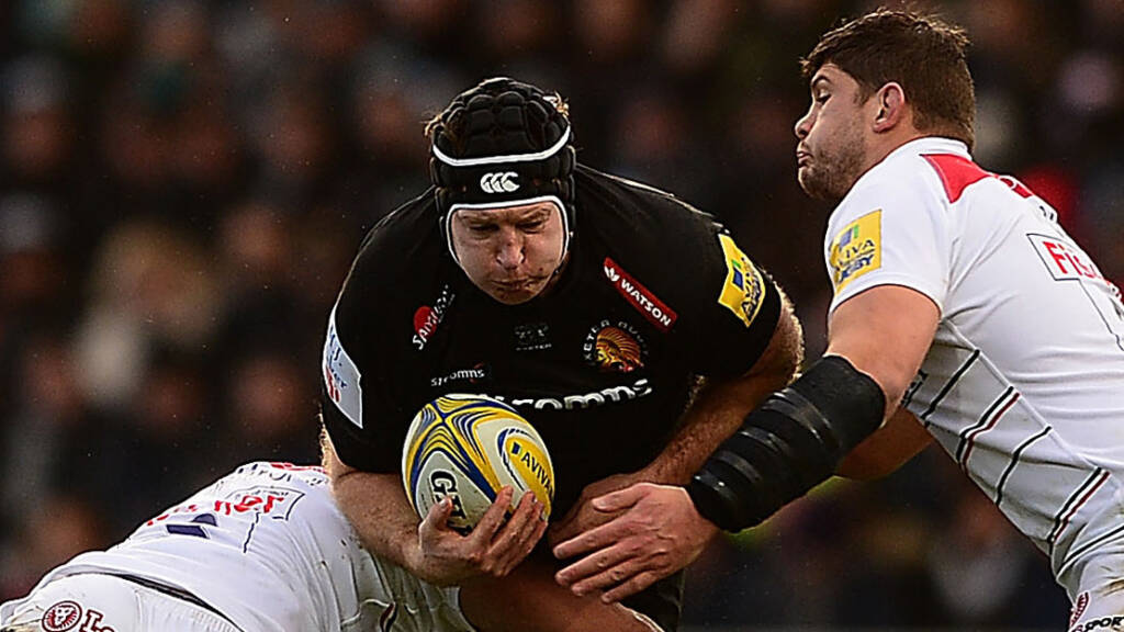 Exeter Chiefs name side to face Saracens