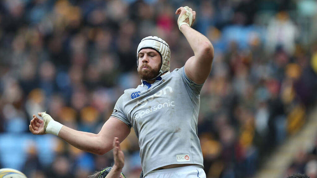 Bath Rugby's Dave Attwood to join Toulon on loan