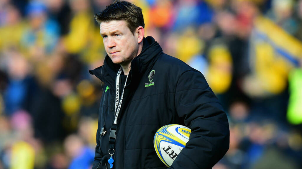 Carl Hogg to leave Worcester Warriors at end of season