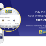 Another pair of Aviva Premiership Rugby Final 2018 tickets won through the new-look Predictor game