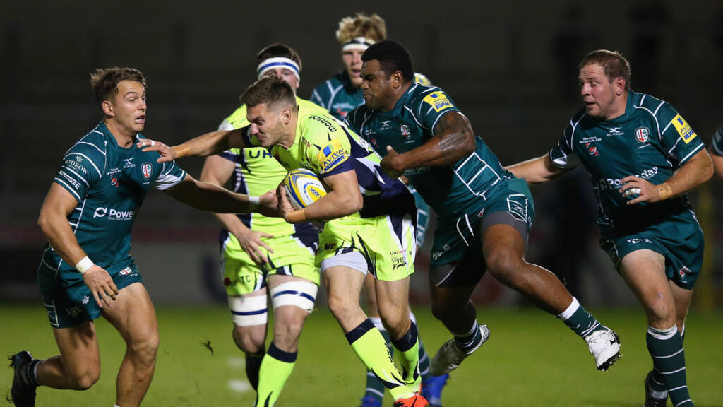 Round 14 Preview: London Irish v Sale Sharks