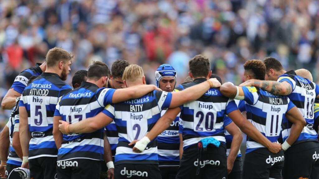Bath Rugby – Team Stats