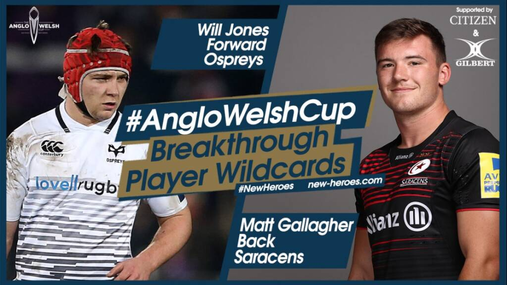 Final two starlets complete Anglo-Welsh Cup Breakthrough Player Award shortlist