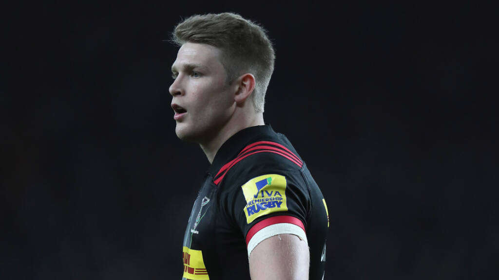 Henry Cheeseman signs contract extension with Harlequins