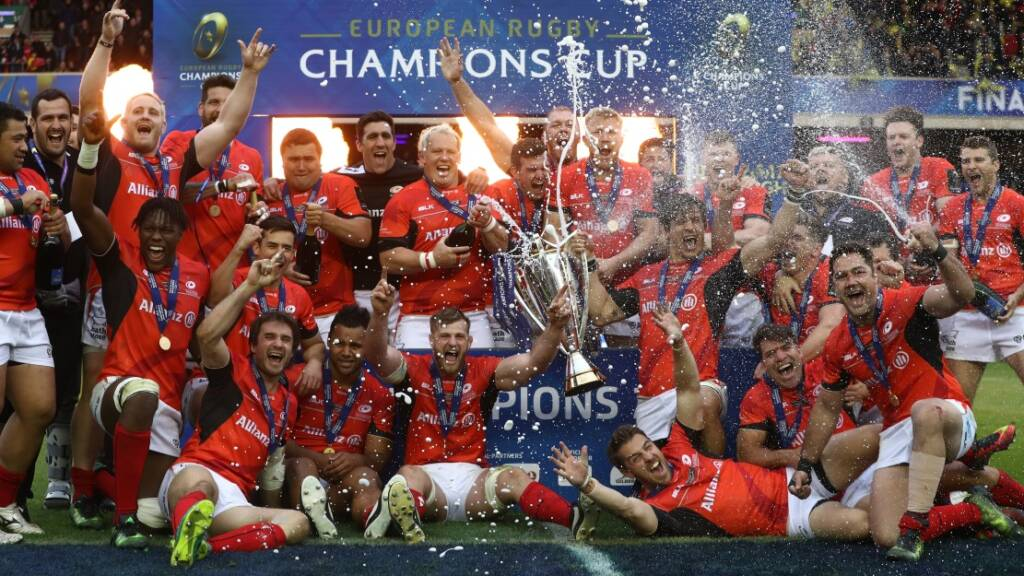 EPCR set to move home of European club rugby to Lausanne