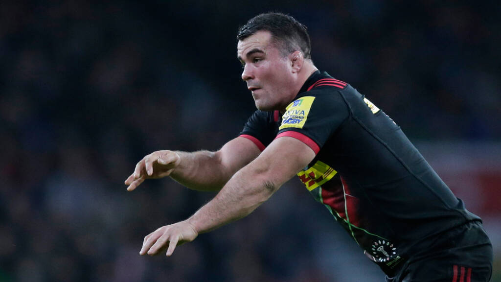 Harlequins name matchday squad for Wasps clash