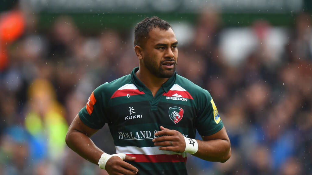 Leicester Tigers team announcement
