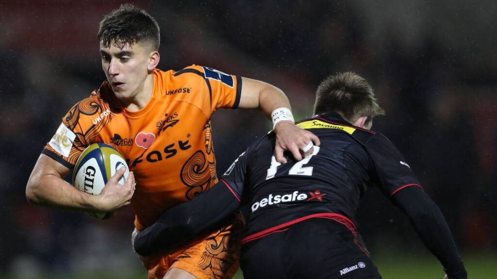 Redpath and Hinkley scored tries on debut in England Under-20s win over Wales