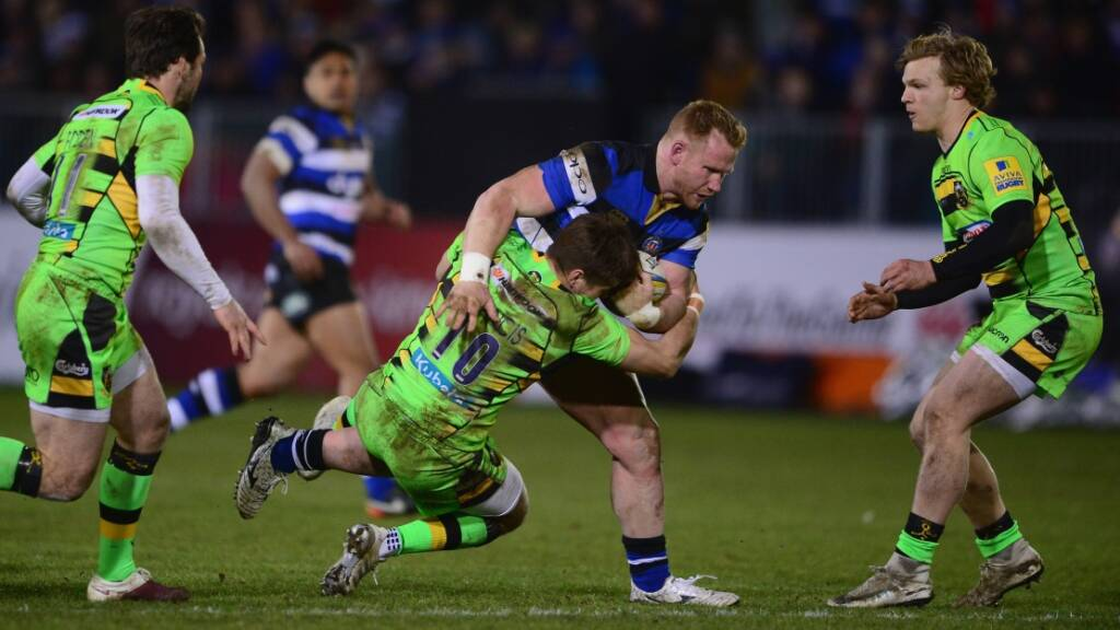 Match Reaction: Bath Rugby 32 Northampton Saints 9