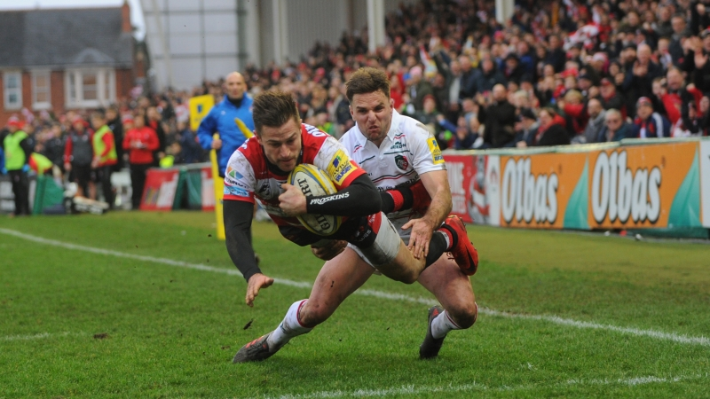 Match Report: Gloucester Rugby 24 Leicester Tigers 17
