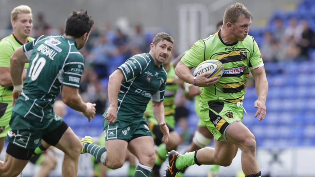 Round 15 Preview: Northampton Saints v London Irish