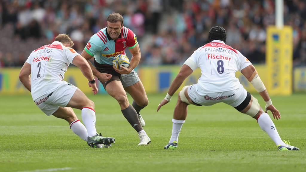 Round 15 Preview: Leicester Tigers v Harlequins