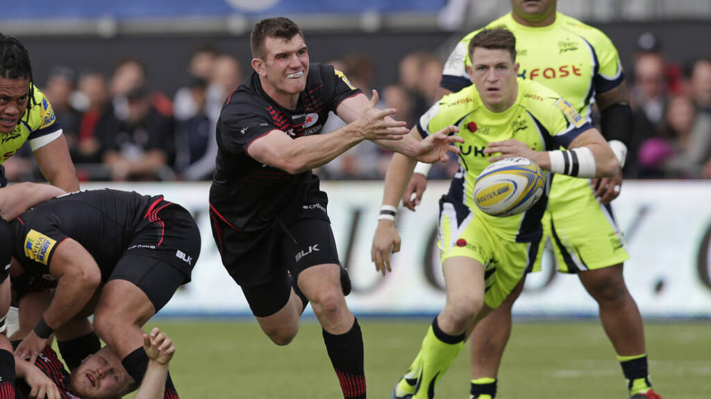 Round 15 Preview: Sale Sharks v Saracens