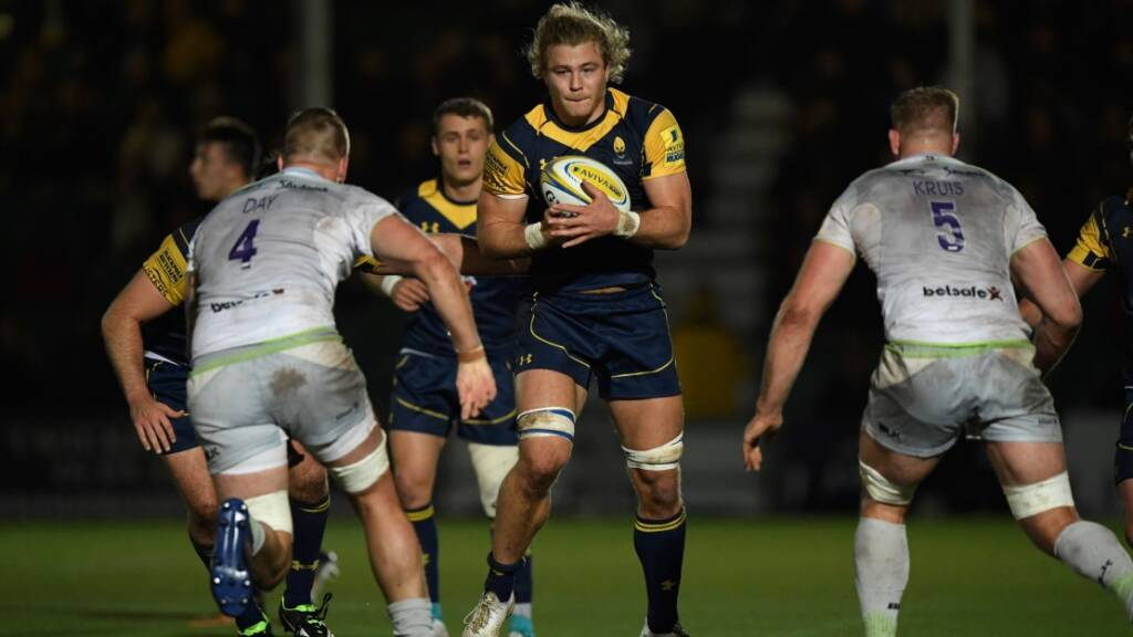 Worcester Warriors announce two new arrivals, one re-signing and a departure