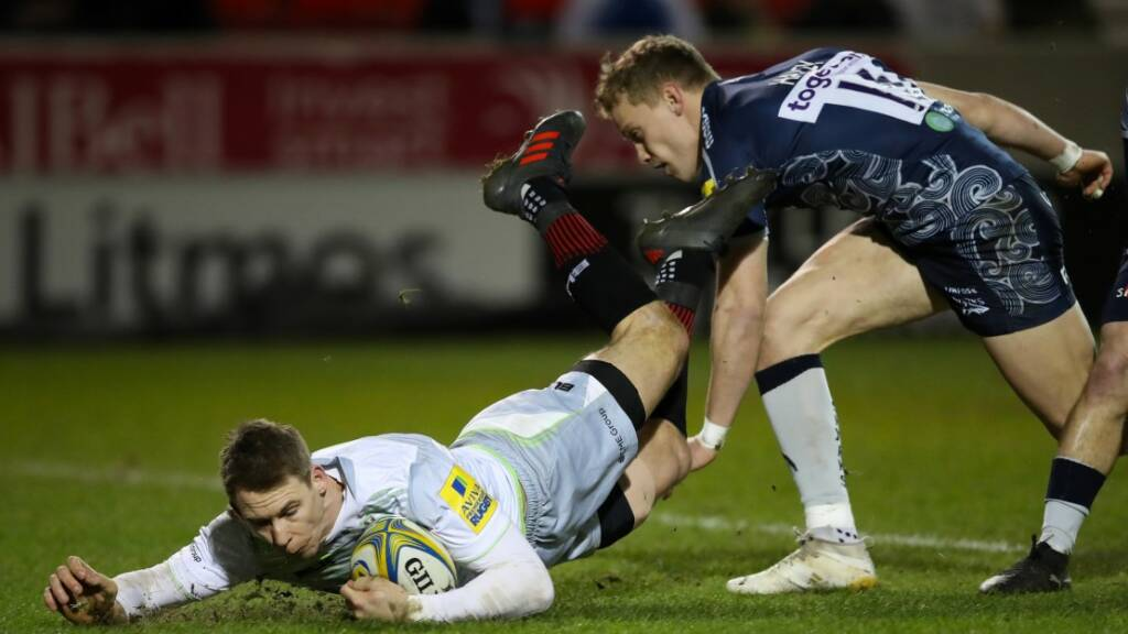 Match Report: Sale Sharks 3 Saracens 13